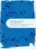 Medicalizar la mente: ¿Sirven de algo los tratamientos psiquiátricos?