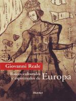 Raíces espirituales y culturales de Europa