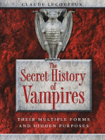 The Secret History of Vampires