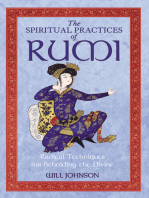 The Spiritual Practices of Rumi