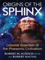 Origins of the Sphinx