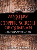 The Mystery of the Copper Scroll of Qumran