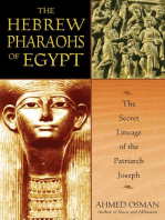 The Hebrew Pharaohs of Egypt