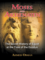 Moses and Akhenaten