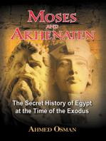 Moses and Akhenaten