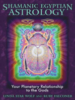 Shamanic Egyptian Astrology