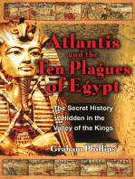 Atlantis and the Ten Plagues of Egypt