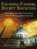 Founding Fathers, Secret Societies
