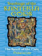 Teachings of the Santería Gods