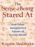 The Sense of Being Stared At