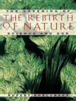 The Rebirth of Nature