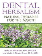 Dental Herbalism