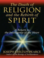 The Death of Religion and the Rebirth of Spirit