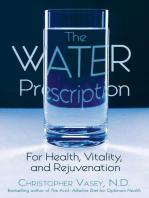 The Water Prescription