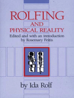 Rolfing and Physical Reality