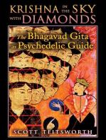 Krishna in the Sky with Diamonds