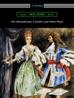 The Misanthrope, Tartuffe, and Other Plays (with an Introduction by Henry Carrington Lancaster)