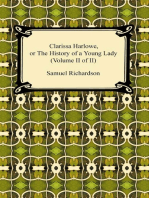 Clarissa Harlowe, or the History of a Young Lady (Volume II of II)