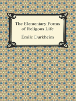 The Elementary Forms of Religious Life