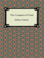 The Conquest of Gaul