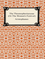 The Thesmophoriazusae (Or The Women's Festival)