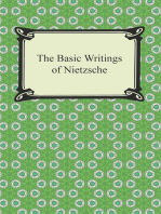 The Basic Writings of Nietzsche