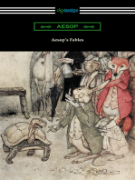 Aesop's Fables (Illustrated by Arthur Rackham with an Introduction by G. K. Chesterton)