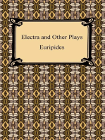 Electra and Other Plays