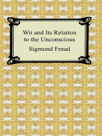 Wit and Its Relation to the Unconscious