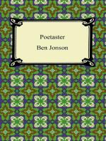 Poetaster, or, His Arraignment