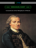 Groundwork of the Metaphysic of Morals (Translated by Thomas Kingsmill Abbott)