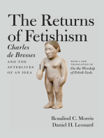 The Returns of Fetishism