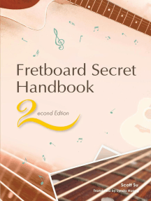 Fretboard Secret Handbook (2nd Edition)