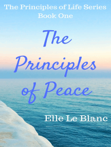 The Principles of Peace