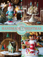 Glitterville's Handmade Christmas: A Glittered Guide for Whimsical Crafting!