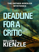 Deadline for a Critic