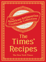 The Times' Recipes
