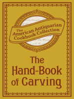 The Hand-Book of Carving