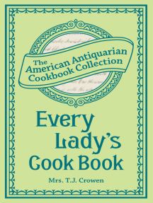 Every Lady's Cook Book