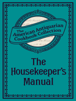 The Housekeeper's Manual