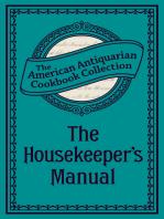 The Housekeeper's Manual