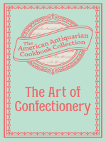 The Art of Confectionery