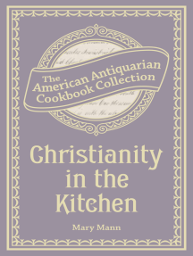 Christianity in the Kitchen: A Physiological Cook Book