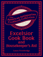 Excelsior Cook Book and Housekeeper's Aid