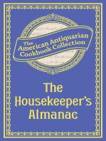 The Housekeeper's Almanac