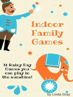 Indoor Family Games