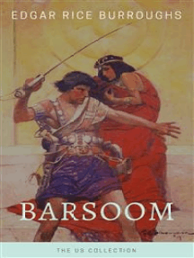 Barsoom - The US Collection (Illustrated): 5 Novels in One Volume