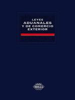 Leyes aduanales y de comercio exterior. Académica 2017