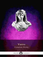 Delphi Complete Works of Varro (Illustrated)