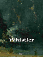 Delphi Complete Paintings of James McNeill Whistler (Illustrated)